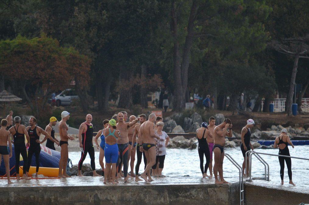 18. alkalommal került megrendezésre a Porecki Delfin nemzetközi sport-és szabadidős úszó-maraton Horvátországban