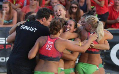 Strandkézilabda Nemzeti Bajnokság országos döntő, Balatonboglár 2017