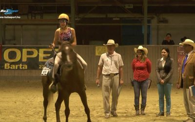 Western lovas OB. 4. forduló 2017 (röviden)
