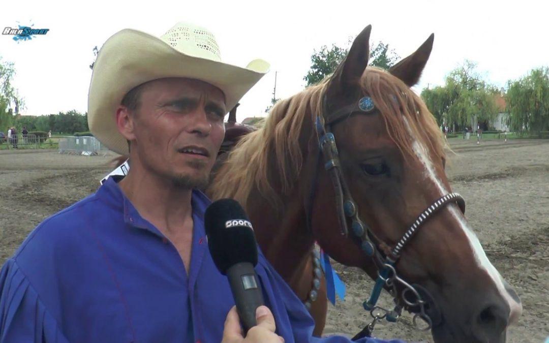 Western lovas OB. 3. forduló 2017 – VIDEO