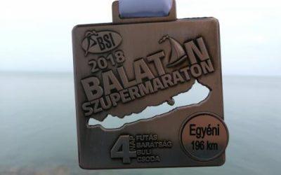 2800-an futották körbe a Balaton négy nap alatt