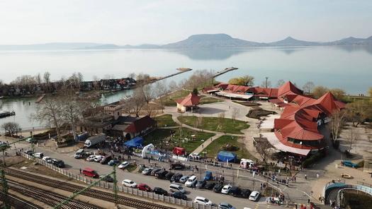 Elkezdődött a 12. Spuri Balaton Szupermaraton