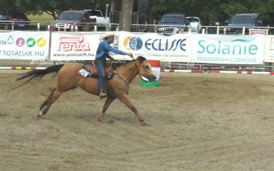 Western lovas OB. 2. forduló – magazin