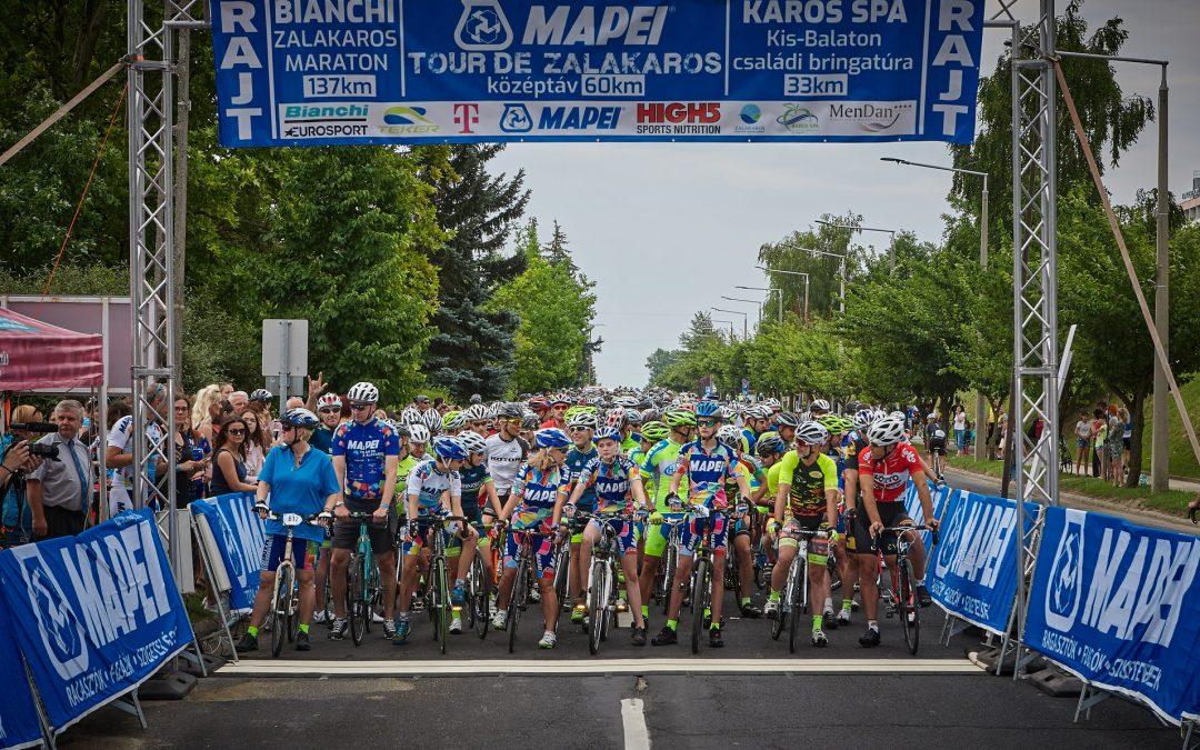 Tour de Zalakaros – kerékpár magazin
