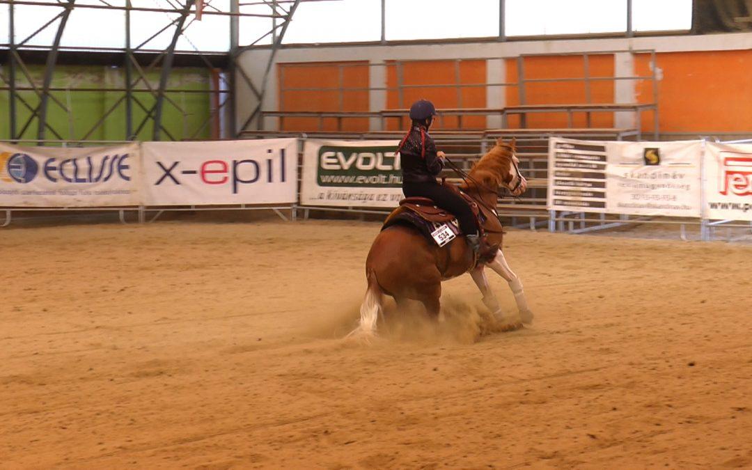 Western lovas OB. 4. forduló