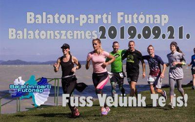Ilyen közel még sosem futottál a Balatonhoz!