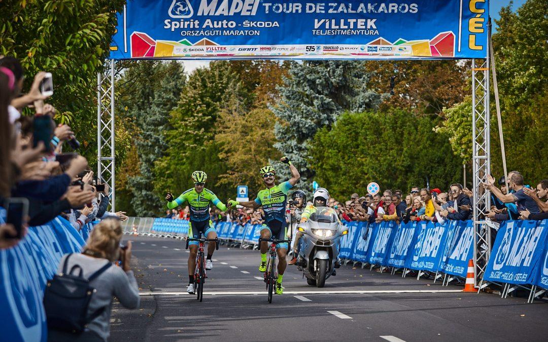 Mapei Tour de Zalakaros kerékpármagazin